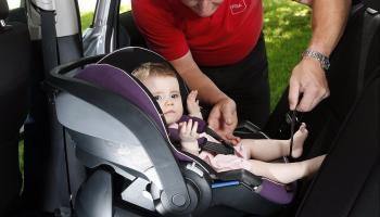 RSA child car seat checking service 'Check it Fits' is now available online
