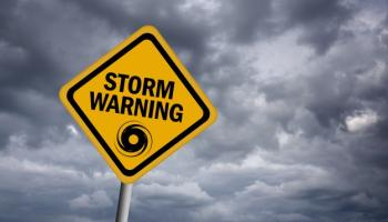 STORM WARNING: Storm Bella weather warnings issued for coming days by Met Eireann