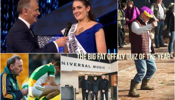 QUIZ: The Big Fat Offaly Quiz of the Year (2017)