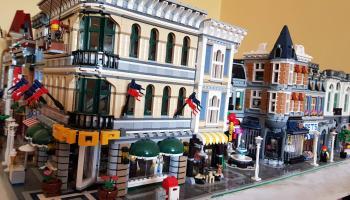Lego Brick World exhibition for Portarlington