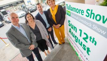 Tullamore Show Traffic Plan - How to get to this year's Tullamore Show