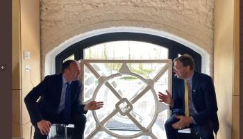 'Very Impressive': Memorable Offaly visit for Dutch ambassador