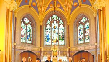 Parents Committee to hit high note with fundraising concert in Offaly Church