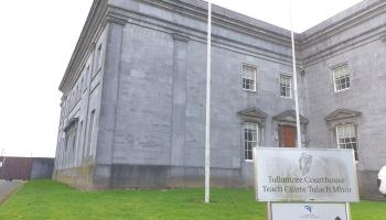 Man 'ashamed' of theft of toys in Tullamore, court hears