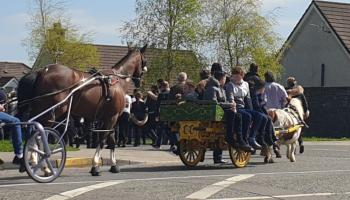 Travellers warned of risks after Offaly funerals
