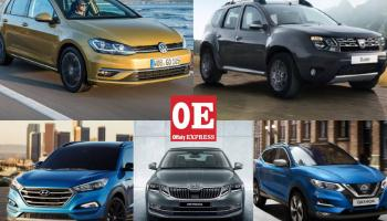 REVEALED: The most popular cars on the road in Ireland in 2019
