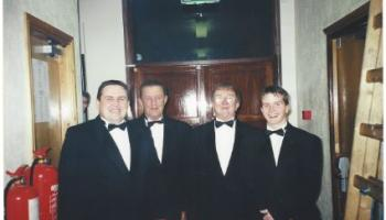 MEMORY LANE: Role of Offaly musical stalwarts recognised
