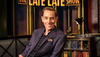 WATCH: It's back! Tubridy reveals the guests for the Late Late Show's return