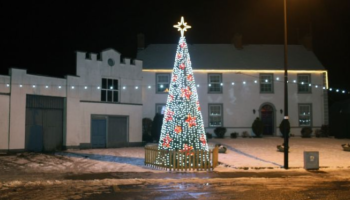 GoFundMe page set up to finance Clara Christmas Lights 2020