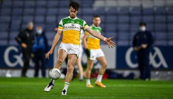 Hat-trick hero Niall McNamee rolls back the years to secure second place for Rhode