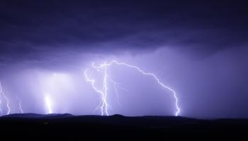 WEATHER WARNING: Met Eireann issues Status Yellow thunderstorm warning for 13 counties