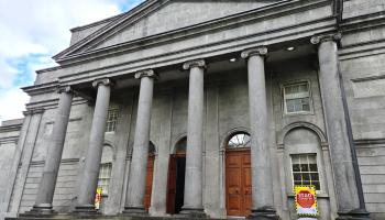 Murdered Offaly man's partner convicted of assaulting woman