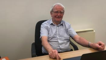 'Still going strong - Offaly man marks 65 years working for same company