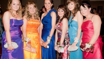 MEMORY LANE: Huge gallery of pictures from Grads in Offaly from the archives