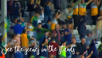 WATCH: The Offaly U20s hype song we all needed for tomorrow's final