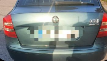 Gardaí discover litany of offences after stopping this car in Offaly