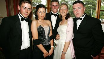 MEMORY LANE: Do you feature in our gallery of pictures from Grads from the archives?