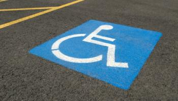 Big mistake as motorist parks in disabled bay days after Garda warning