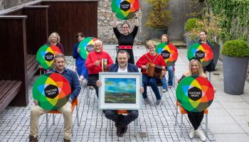 Offaly people to 'come together again' for Culture Night 2021