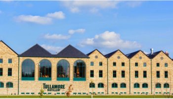 Conditional planning approval for new visitor centre at Tullamore DEW distillery