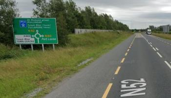 Another public consultation to be held on road linking Tullamore to motorway