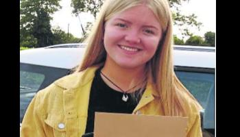 Offaly student travelling to Canada to continue studies