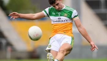 Knockout line-up decided in Offaly JFC