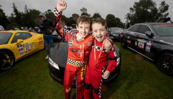 Offaly brothers drop chequered flag for incredible Cannonball run