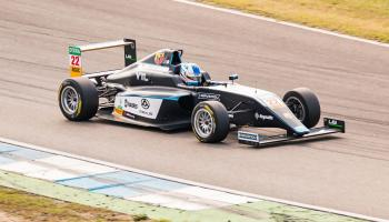 Rising Offaly racing driver turns heads in Germany