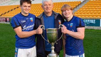 Durrow aim to ambush favourites Tullamore in mouth watering U-20 football final