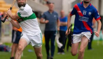 Kinnitty hold on for crucial win as Seir Kieran head into relegation dogfight