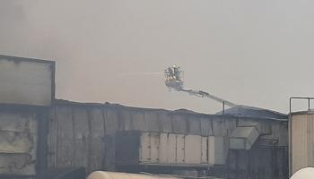 UPDATE: Offaly yogurt factory fire causes €20m damage