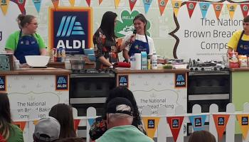 WATCH: Meet the contestants in Aldi's National Junior Baking Competition at Ploughing 2019