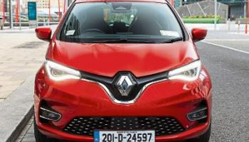 Kildare motoring column: The new Renault Zoe — Ireland's most affordable electric car