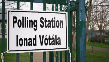 Delays at Offaly polling stations due to length of ballot paper