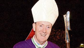 Bishop Denis Nulty talks about 'family' in his annual Christmas address