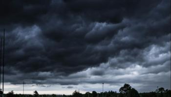 Offaly hit with thunderstorm warning with dreadful conditions due