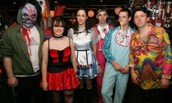 THROWBACK THURSDAY SPECIAL: A huge gallery of Halloween fancy dress pictures from the Offaly archives