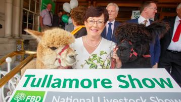 Over 60,000 people expected to attend the Tullamore Show