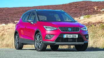 Another successful year for SEAT sales