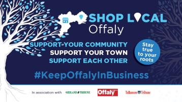 Five@5 - Support Offaly businesses that continue to operate during lockdown