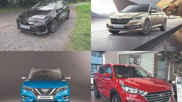 REVEALED: The best selling cars in Ireland in 2020