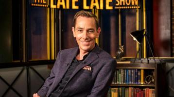 Who are the guests on the Late Late Show tonight?