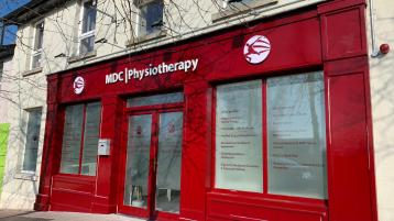 New physiotherapy clinic opens in Offaly offering its expertise to teams and individuals