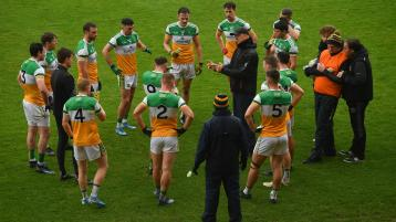 """""""Offaly should be looking at promotion if they want to progress"""" - John Maughan"""