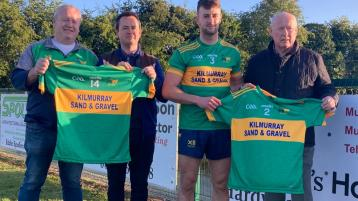 Offaly GAA club announces local team sponsors after deal with international retailer