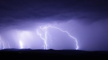 Thunderstorm warning issued for majority of Ireland for today