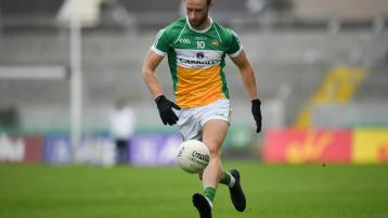 Jubilantly relieved Offaly secure promotion with nerve tingling win