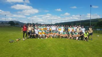 Offaly's second string run riot as fringe players lay down marker