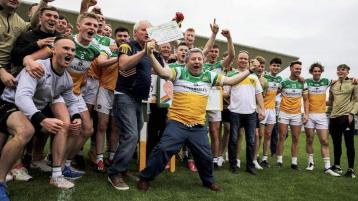Twitter lights up for Offaly super fan Mick McDonagh after promotion